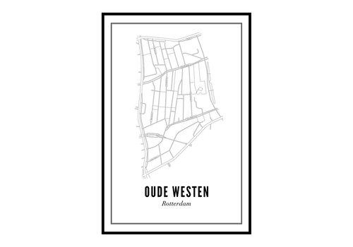 Wijck Ansichtkaart - Oude Westen