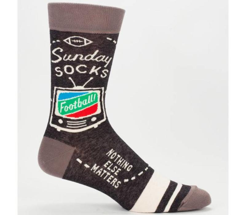 Men Socks - Sunday socks