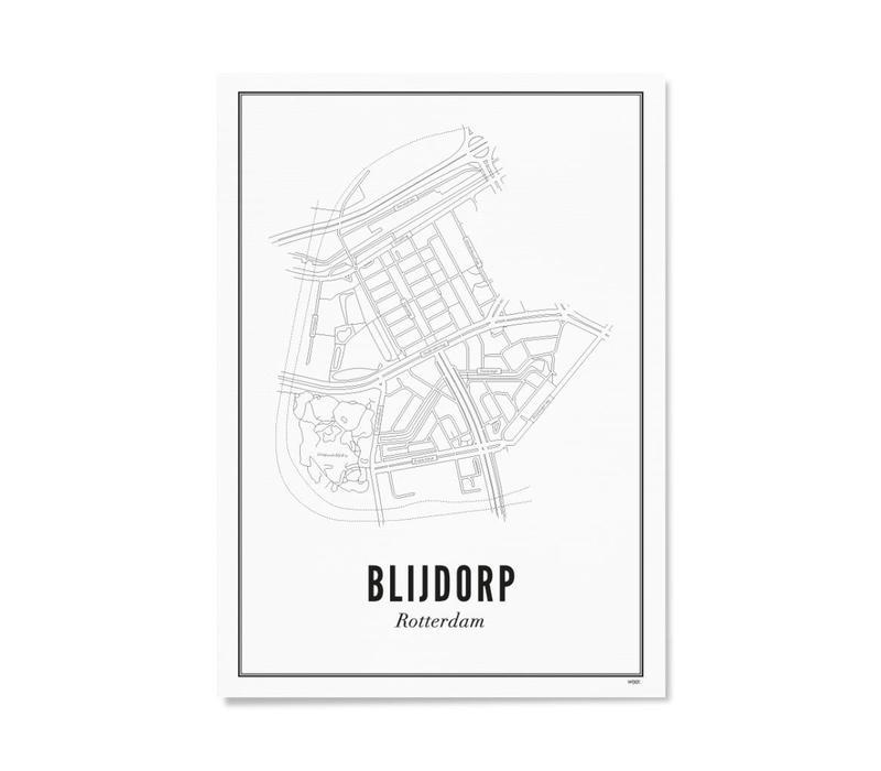 Poster A4 - Blijdorp