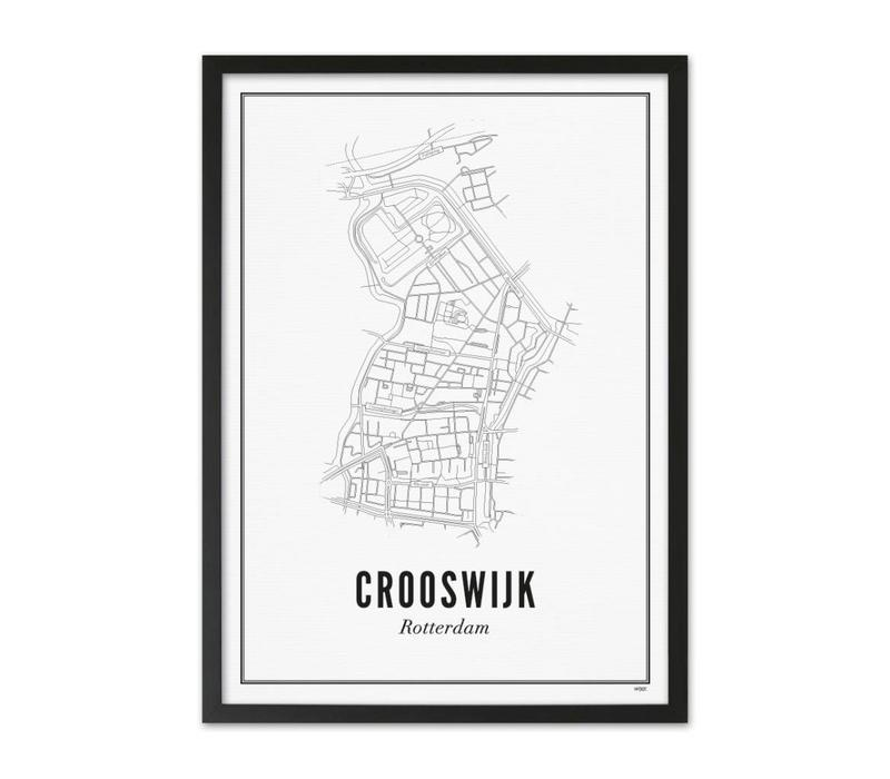 Poster A4 - Crooswijk