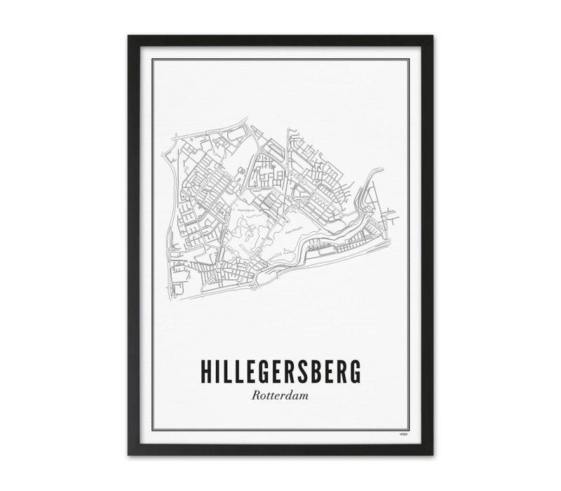 Ansichtkaart Hillegersberg
