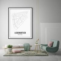 Poster A4 - Liskwartier