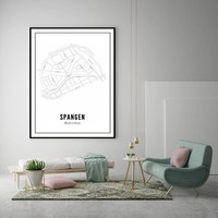 A4 Poster Spangen