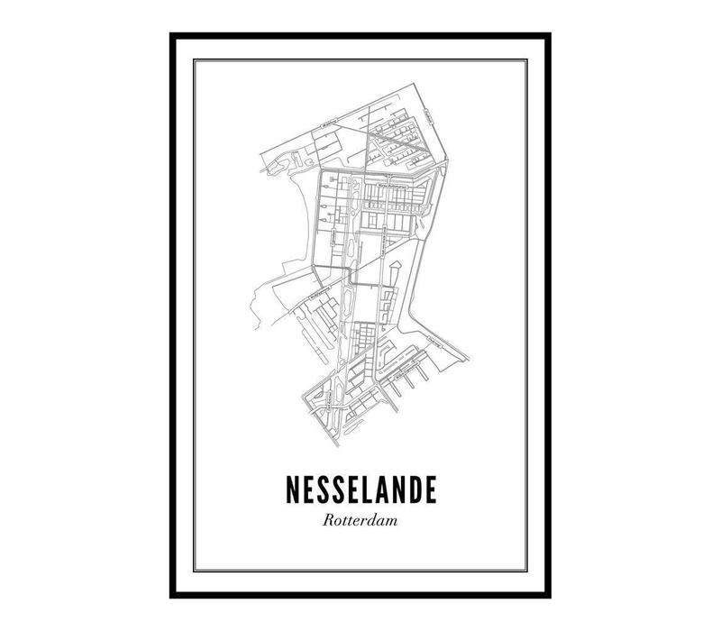 Ansichtkaart Nesselande