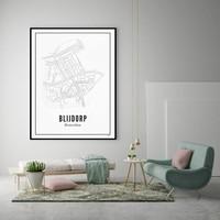 Poster 50x70 - Blijdorp