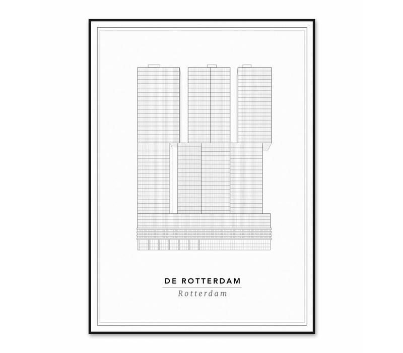 De Rotterdam 10x15cm