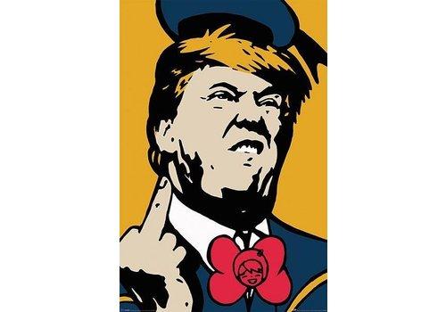 Poster |  Tvboy angry trump