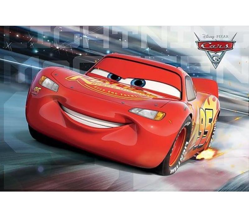 Poster |  Cars 3 MCQueen race