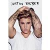Poster    Justin Bieber white