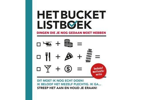 De Lantaarn Het bucket listboek