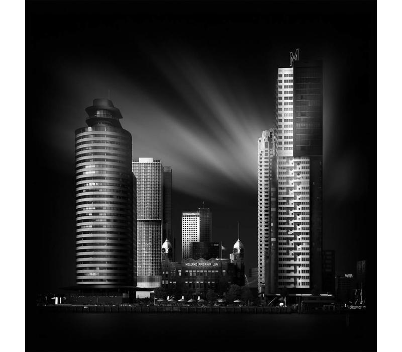 Remembrance | Rotterdam skyline