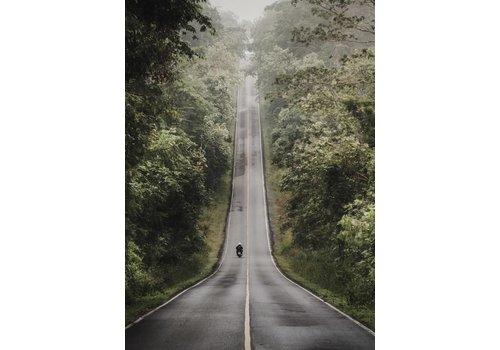 cre8design Long road 50x70