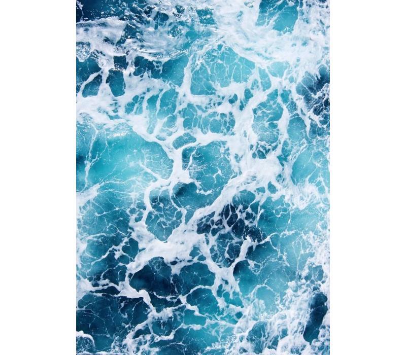 Blue water 50x70