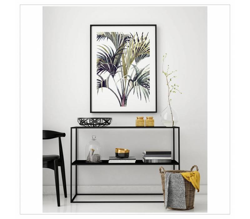 Artprint A2 - Wild Palm