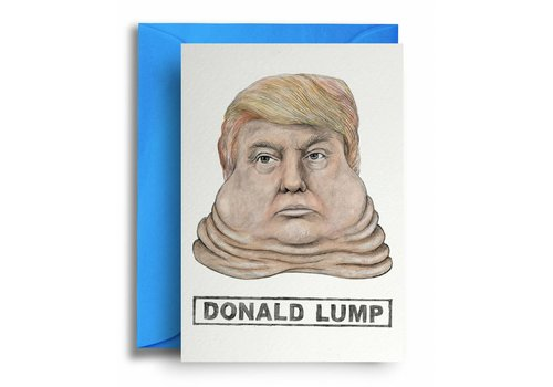 Quite Good Cards Donald Lump