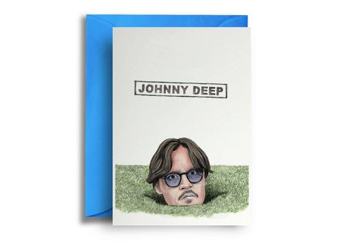 Quite Good Cards Johnny Deep