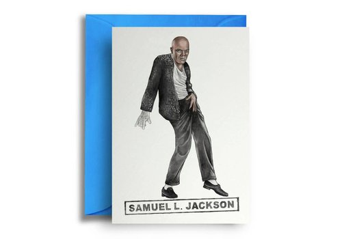 Quite Good Cards Samuel L. Jackson