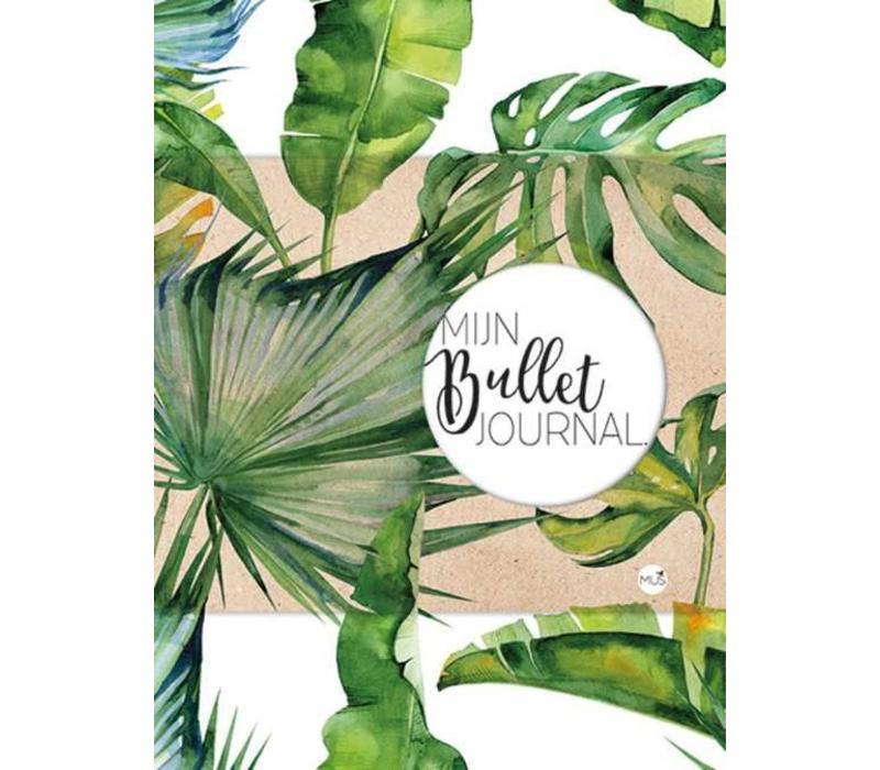 Mijn bullet journal Botanisch