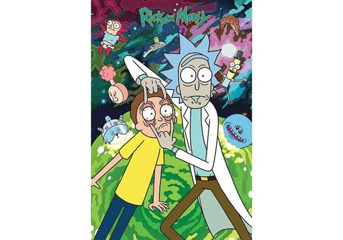 Poster |  RICK AND MORTY WATCH