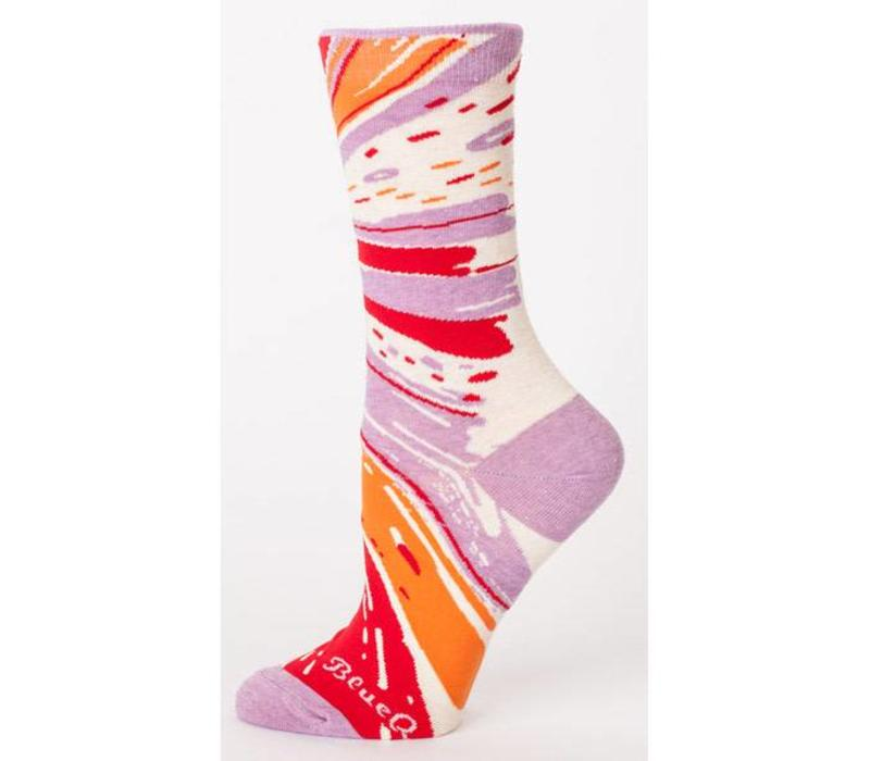Dames sokken - I'm a girl