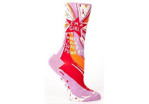 Cortina Women Socks - I'm a girl