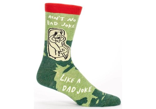 Cortina Men Socks - Like a dad joke