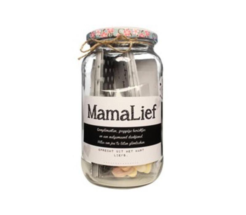 Kletspot MamaLief