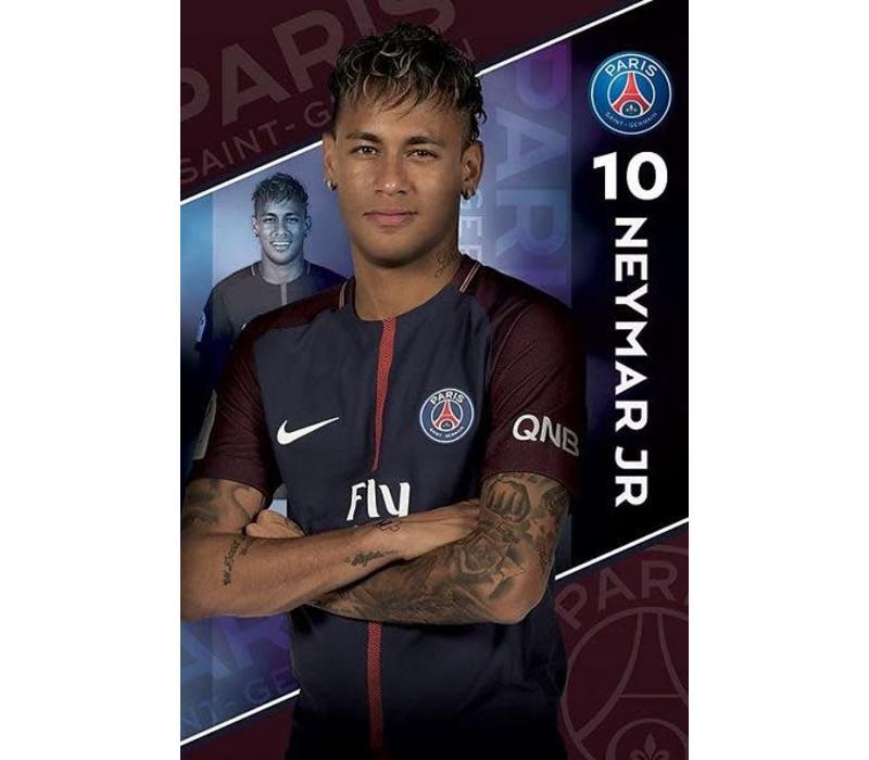 Poster |  PSG Neymar JR