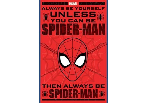 Poster |  Spiderman always be yourself