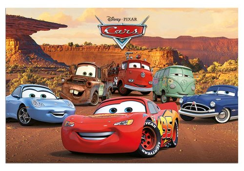 Poster |  Disney Cars Characters