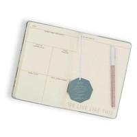 We live like this This Journal & Pen Set | Agenda met pen