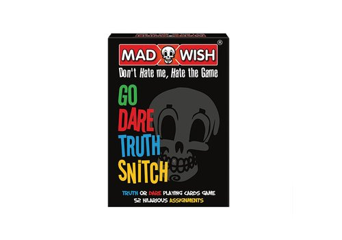 Rebelz Games Madwish playing cards English