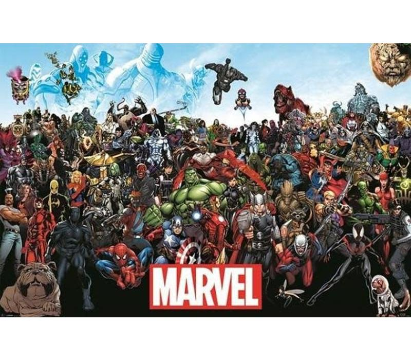 Poster |  Marvel universe