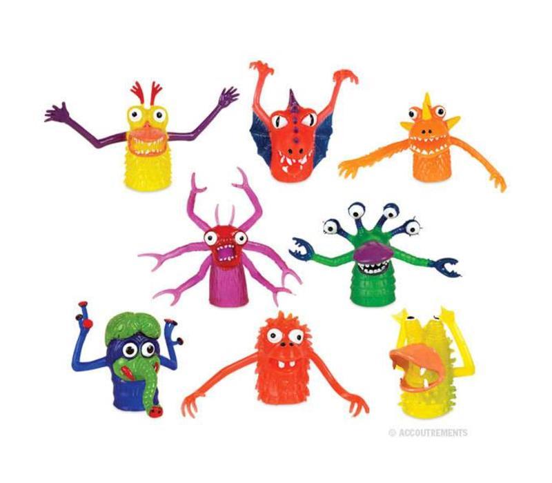 Fingerpuppet Monsters Vingerpoppetje