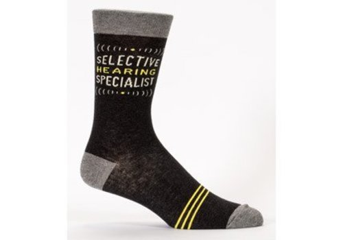 Cortina Heren sokken - Selective hearing specialist
