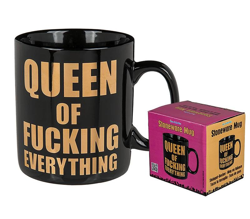 XL Mok - Queen of Fucking Everything
