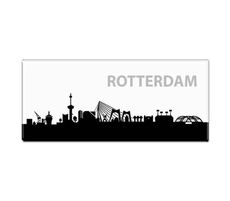 Magneet skyline Rotterdam