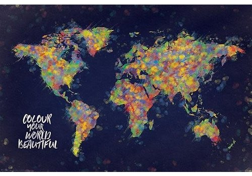 colour your world beautiful