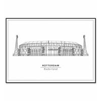 Stadion 10x15cm