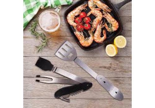 Balvi Barbecue multitool black