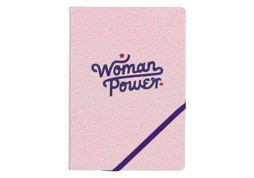Wild & Wolf A5 Notebook - Woman Power