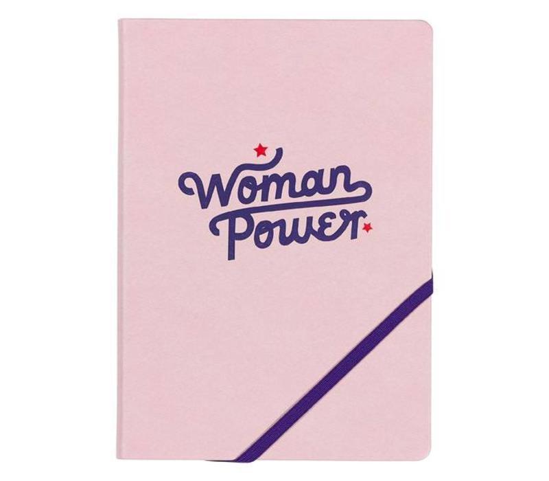 A5 Notebook - Woman Power