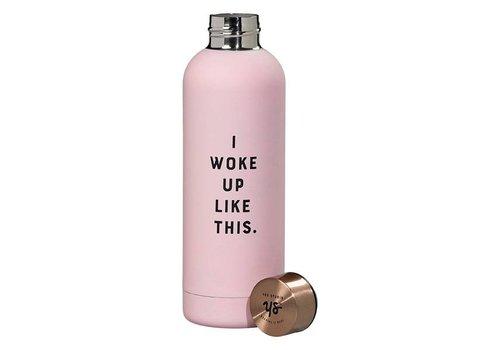 Wild & Wolf Water Bottle - I did not fles