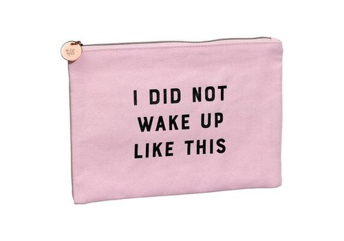 Cortina Make up Pouch - I did not Etui