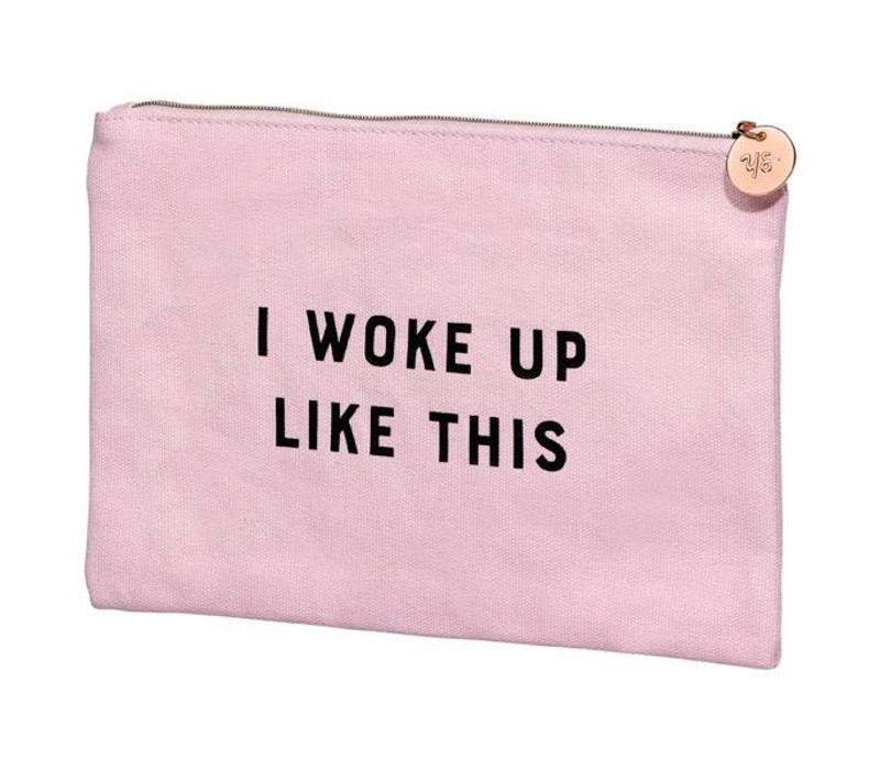 Make up Pouch - I did not Etui