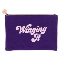 Make up Pouch - Winging It Etui