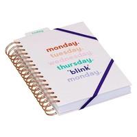 Planner | Monday Blink | Agenda