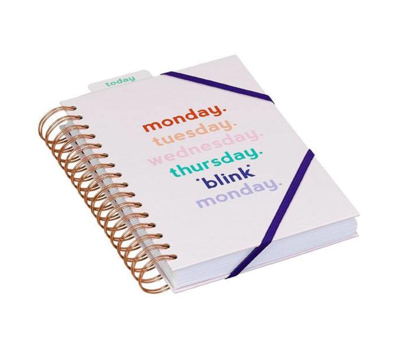 Planner Monday Blink