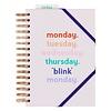Wild & Wolf Planner | Monday Blink | Agenda