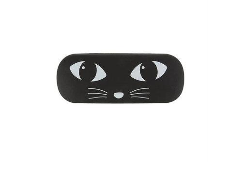 Sass & Belle Black Cat Glasses case